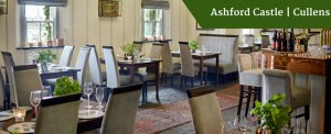 Ashford Castle | Cullens Restaurant| Private Guided Tours of Ireland