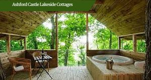 Ashford Castle Lakeside Cottages | Luxury Chauffeur Tours Ireland