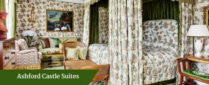 Ashford Castle Suites | Driver Guided Tours Ireland