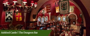 Ashford Castle | The Dungeon Bar | Private Driver Tours of Ireland