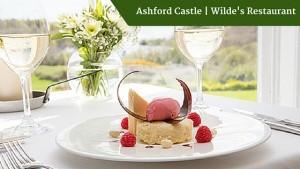 Ashford Castle | Wilde's Restaurant | Deluxe Discover Ireland Tours