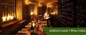 Ashford Castle | Wine Cellar | Deluxe Ireland Escorted Tours