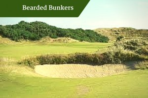 Bearded Bunkers - Ireland Luxury Golf Tours