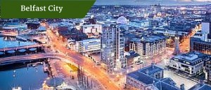 Belfast City - Luxury Tours Ireland