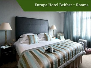 Europa Hotel Belfast - Personal Driver Ireland