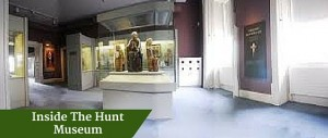 Inside The Hunt Museum | Deluxe Ireland Escorted Tours