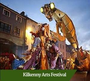 Kilkenny Arts Festival | Ireland Driver Guides