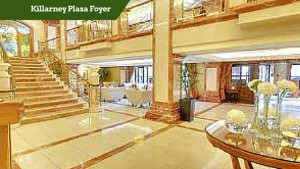 Killarney Plaza Foyer | Driver Guided Tours Ireland