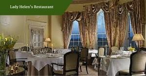 Lady Helen's Restaurant | Executive Tours Ireland