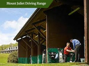 Mount Juliet Driving Range | Ireland Private Guided Tours