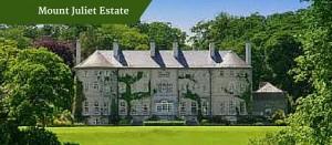 Mount Juliet Estate | Chauffeur Tours Ireland