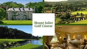 Mount Juliet Golf Course | Deluxe Golf Tours Ireland