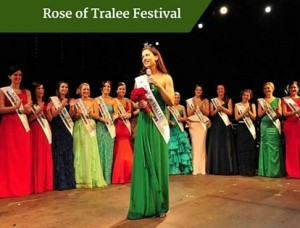 Rose of Tralee Festival | Golf Transport Ireland