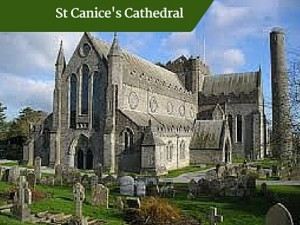 St Canice's Cathedral | Deluxe Golf Tours Ireland