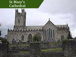 St Mary's Cathedral | Chauffeur Tours Ireland