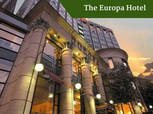 The Europa Hotel - Ireland Driver Guides