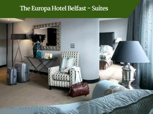The Europa Hotel Suites - Driver Guided Tours Ireland