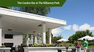 The Garden Bar at The Killarney Park | Ireland Private Guided Tours