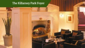 The Killarney Park Foyer | Deluxe Tours Ireland