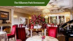 The Killarney Park Restaurant | Deluxe Discover Ireland Tour