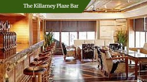 The Killarney Plaza Bar | Luxury chauffeur Vacations Ireland
