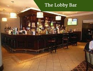 The Lobby Bar - Luxury Samll Group Tours of Ireland