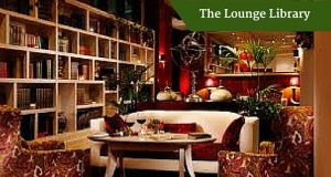 The Lounge Library | Customized Tours Ireland