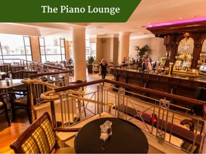 The Piano Lounge - Executive Tours Ireland
