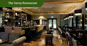 The Savoy Restaurant | Deluxe Honeymoon Tours Ireland