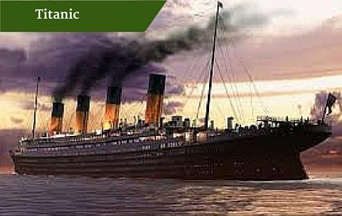 Titanic | Private Tours Ireland
