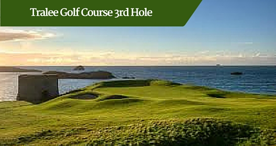 Tralee Golf Course 3rd Hole | Ireland Driver Guides