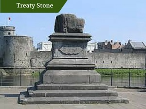 Treaty Stone | Ireland Driver Guides
