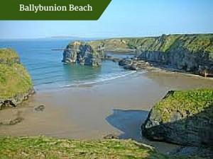 Ballybunion Beach | Deluxe Chauffeur Drive Ireland