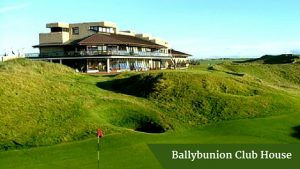 Ballybunion Club House |Luxury Golf tours Ireland