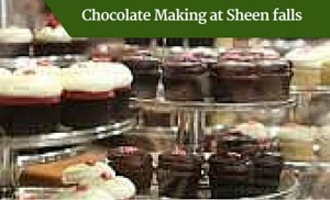 Chocolate Making at Sheen Falls ?Ireland Golf Transport