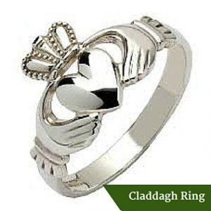 Claddagh Ring | Deluxr Chauffeur Drive Ireland