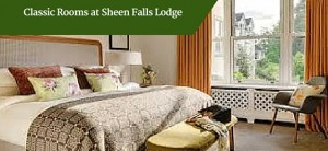 Classic Rooms at Sheen Falls Lodge | Luxury Chauffeur Tours Ireland