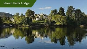 Sheen Falls Lodge |Private Escorted Tours of Ireland