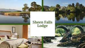 Sheen Falls Lodge - Private Tours Ireland