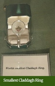 Smallest Claddagh Ring | Customized Golf Package Ireland
