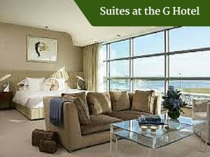 Suites at the G Hotel | Private Guided Tours of Ireland