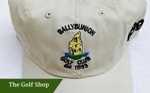 The Golf Shop | Golf Transport Ireland