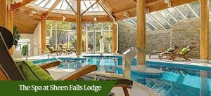 The Spa at Sheen Falls Lodge ? Deluxe Tours Ireland