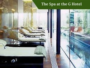 The Spa at the G Hotel | Luxury Golf Vacations Ireland