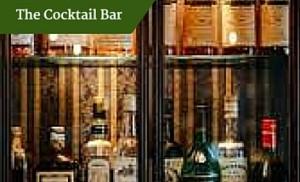 The Cocktail Bar at Sheen Falls | Executive Tours Ireland