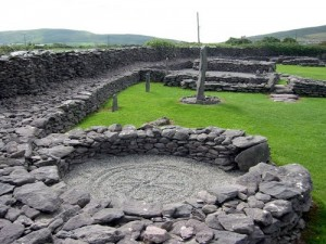 Reask Monastic Site|Luxury Family Tours Ireland
