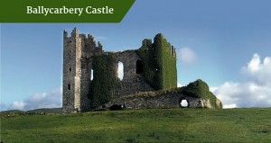 Ballycarbery Castle | Private Chauffeur Ireland