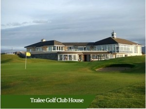 Tralee Golf Club House | Deluxe Ireland Golf Packages