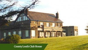 County Louth Club House | customized golf vacation Ireland