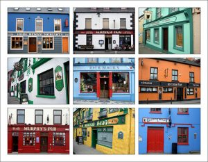 Dingle pubs| Deluxe Chauffeur Drive Ireland